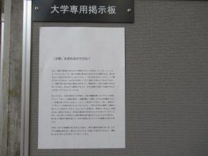 早稲田大学教授の文章