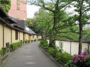 早稲田大学の学生のための「哲学の道」