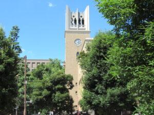 早稲田大学・大隈講堂
