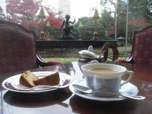 受験生と話をしました。リーガロイヤルホテル早稲田
